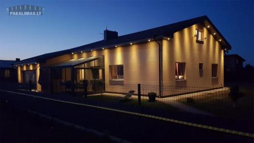 LED šviestuvai pakalimuose 2