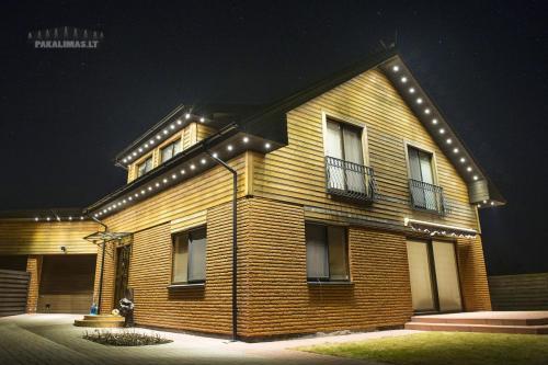 Privatus namas 1W LED šviestuvų pakalimo tankus variantas 2