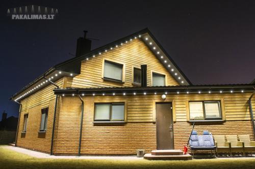 Privatus namas 1W LED šviestuvų pakalimo tankus variantas 3
