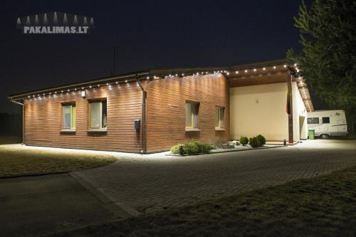 Privatus namas 1W LED šviestuvai pakalimuose 3
