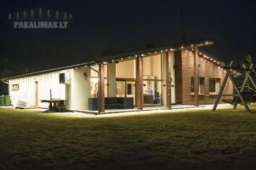 Privatus namas 1W LED šviestuvai pakalimuose