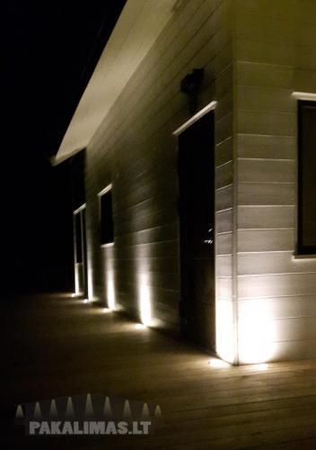 Terasiniai LED šviestuvai 2
