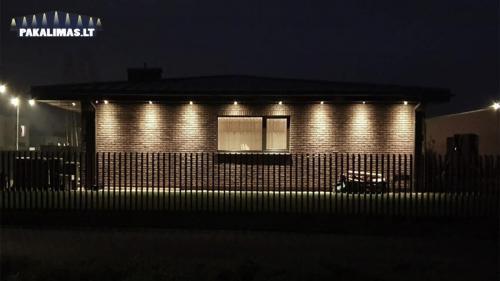 Privatus namas 1W šviestuvai